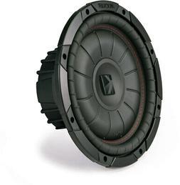 """Kicker CVT104  800W Peak  10"""" CompVT Series Dual 4-Ohm Car S"""