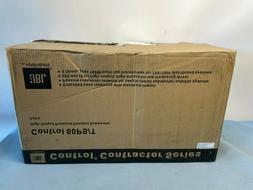 """JBL Control 60PS/T 8"""" 300W Passive Pendant Subwoofer Pair Bl"""