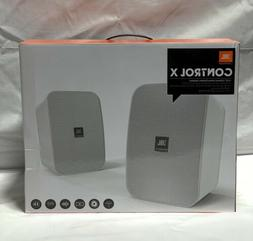 JBL Control X 5.25 Indoor/Outdoor Speaker - Pair