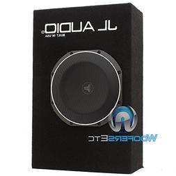 """CP110LG-TW1 - JL Audio 10"""" Ported Enclosure with TW1 Subwoof"""