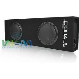 "JL Audio CP208LG-W3v3 Dual 8"" Subwoofer Enclosure w/  8W3v3-"