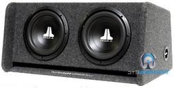 "JL Audio CP210-W0v3 Dual 10"" 10W0v3-4 Loaded Ported Enclosur"