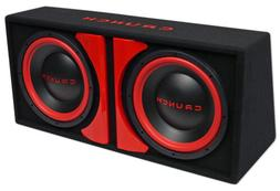 CRUNCH CR-212A Powered Dual-12 Subwoofer System