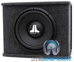 "JL Audio CS112-WXv2 Single 12"" 12WXv2 BassWedge Sealed Subwo"