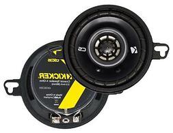 "Kicker CSC35 / 43CSC354 90 Watts 3.5"" 2-Way Car Speakers"