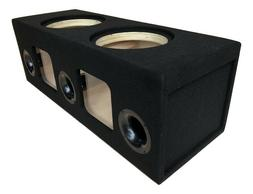 "Custom Ported Subwoofer Box Enclosure for 2 12"" Rockford Fos"