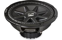 "Kicker CVR124 12"" Dual 4 ohm CompVR Series Car Subwoofer"