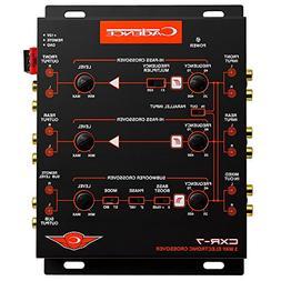 Cadence Acoustics CXR7 3-Way Electronic Crossover with 7V Li