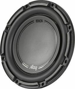 """Polk Audio DB1042DVC 10"""" 1050 Watt Dual 4-Ohm Car/Marine A"""