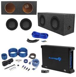 Polk Audio DB1042SVC 10 2100w Subwoofers+Sealed Box+Mono Am