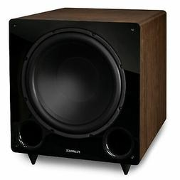 Fluance DB12W 12-inch Low Frequency Front Firing Powered Sub