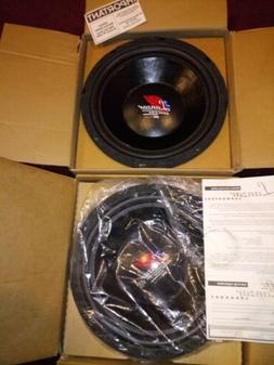 Lanzar DC Series 12 Inch Sub 8ohm Subwoofer 1996 new in box
