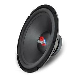 "Lanzar Distinct 15"" 400W High Power IB Open Air 4 Ohm SVC Su"