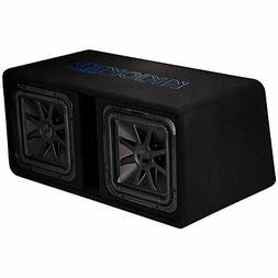 """Kicker DL7S12 Car Audio Loaded L7 Solo Baric Square Dual 12"""""""