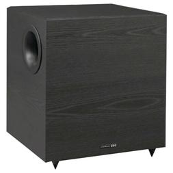 "Down-Firing Powered Subwoofer for Home Theater & Music 10"" 3"