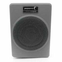 "DIAMOND AUDIO DPAS10 10"" 300W LOW PROFILE SUBWOOFER SPEAKER"