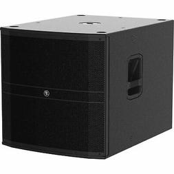 "Mackie DRM18S Active 18"" Powered Subwoofer 2000 Watts Amplif"