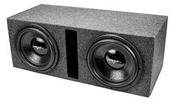 "Skar Audio Dual 12"" 1000 Watt Loaded IX Series Subwoofer Enc"
