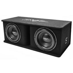 "Skar Audio Dual 12"" 2400W Loaded SDR Series Vented Subwoofer"
