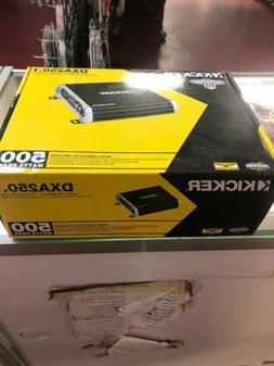 DXA250.1 250-Watt Mono Class D Subwoofer Amp; RoHS Compliant