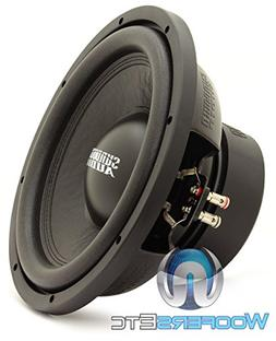 "E-12 V.3 D4 - Sundown Audio 12"" 500W RMS Dual 4-Ohm EV.3 Ser"