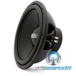"SUNDOWN AUDIO E-15 V.3 D2 15"" 500W RMS DUAL 2-OHM CAR SUBWOO"