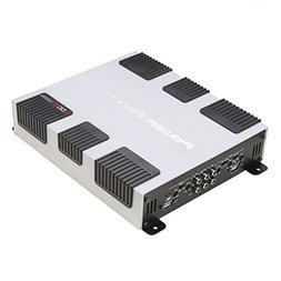 Power Acoustik EG4-1000 1000W Class A/B 4 Channel Amplifier