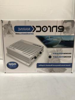 Enrock EKMB500ABT 400-watt  4-Channel Black Waterproof Marin