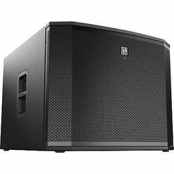 "Electro-Voice ETX-18SP Active 18"" Powered Sub-Woofer Speaker"