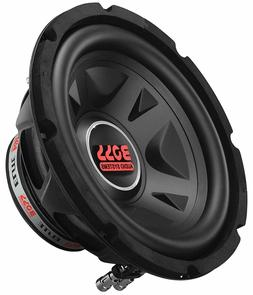 "BOSS Audio Elite BE10D 10"" Dual Voice Coil Subwoofer, 800 Wa"