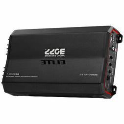 BOSS Audio Elite Series Car Amplifier, Model BE2500.1 | 2500