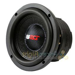 """DS18 Elite Z6 6.5"""" Subwoofer Dual 4 Ohm 600 Watts Max Bass S"""