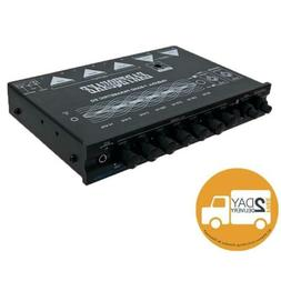 Earthquake Sound EQ7000PXi 7-Band Equalizer with Subwoofer C