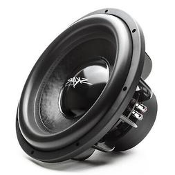 NEW SKAR AUDIO EVL-15 D2 2500W MAX POWER DUAL 2 OHM COMPETIT