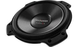 Kenwood Excelon KFC-XW120 2000 Watts Single Voice Coil 4 Ohm