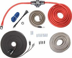 Rockford Fosgate RFK4X - Car amplifier installation kit