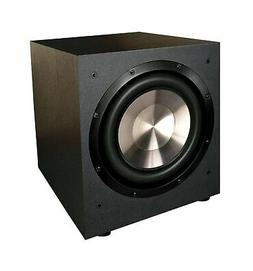 "12"" 475-Watt Front Firing Powered Subwoofer"