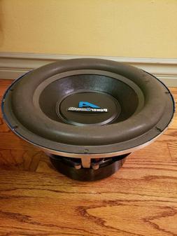 Power Acoustik FUBR-12 Car Audio 12 Inch Sub Woofer 1800 W