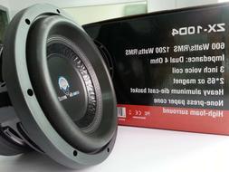Sonido Mask FX-15D2XXX Subwoofer 1500 Watts RMS / 3000 Watts