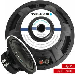 Blaupunkt GBW801 8-Inch Single Voice Coil 400W Power Subwoof