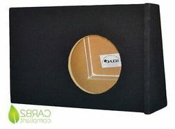 "GMC SIERRA SUBWOOFER ENCLOSURE CREW CAB SINGLE 10"" SUB BOX 2"