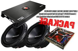 PACKAGE ! 1x GRAVITY GR1400.2 2800W MAX 2 OHM STABLE 2 CHANN