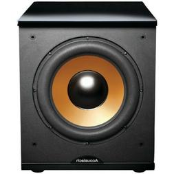 BIC AMERICA H-100II 12in Front Firing Powered Subwoofer