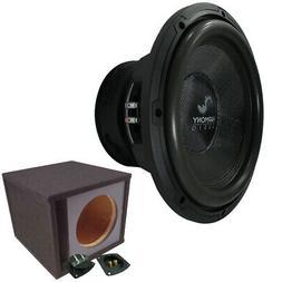 "Harmony Audio HA-C102 Competition Loaded 10"" Sub 2000W Slot"