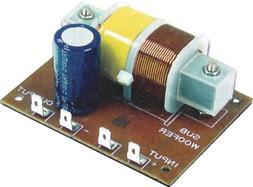 Nippon HC-101 4 Ohm 1 channel 400w 120 Hz Low pass Subwoofer