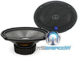 "CDT AUDIO HD-690CF.2 6"" X 9"" 120W RMS 2-OHM CARBON FIBER SUB"