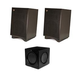Klipsch Heresy III Heritage Series Speakers  with Klipsch SW