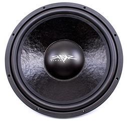 "Skar Audio IVX-15v2 D2 15"" 800W Max Power Dual 2 Ohm Subwoof"