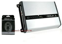 FREE RBC-1 Remote JL Audio JX1000/1D: Mono Class D Amplifier