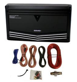 Kenwood KAC-9106D 2000W Monoblock Class D Car Audio Power Am
